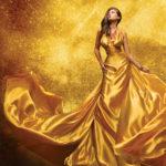 gold-lady