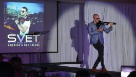 Music Review: Svet, Electro Hip-Hop Violinist