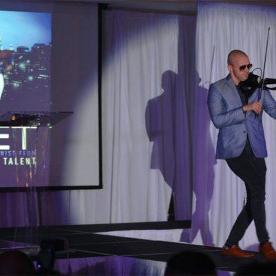 Music Review: Svet, Electro Hip-Hop Violinist