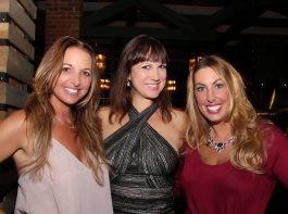 Dana Mazzarini, Dr. Shellie Hipsky, and Kelly Frost