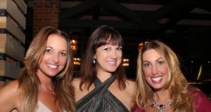 Dana Mazzarini, Dr. Shellie Hipsky, and Kelly Frost