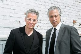 In The Zone with Emilio and Gino of Izzazu Salons