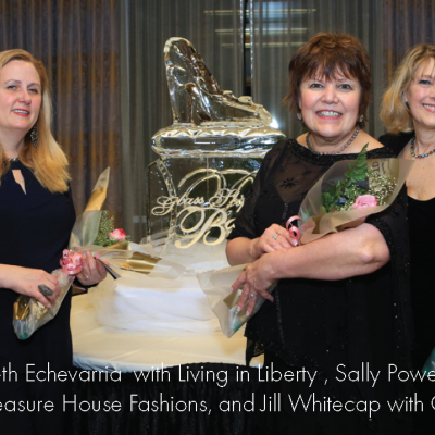 15th Annual Glass Slipper Ball Raises Funds for Women around the Globe