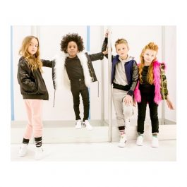 Clothing that Brings a Modern Edge to Everyday Practicality for Kids