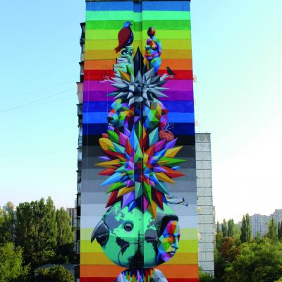 Okuda_05 - The World-Love is Ours - Kiev.Ucranie