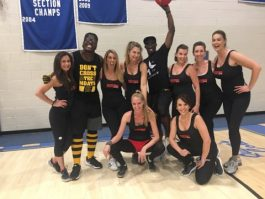 Celebrity Dodgeball to Benefit Children's Charities