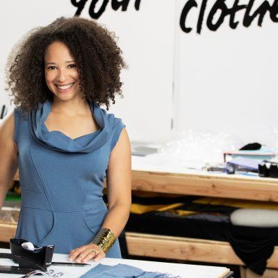 Sweat Equity: Designer Kiya Tomlin Creates for the Busy Woman