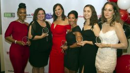 Empowering Women in Business winners