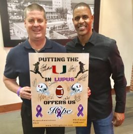 LoveTwan Russell, Dolphins and Hurricanes LB