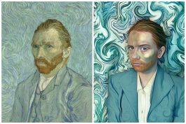 Classics Reimagined_Self Portrait_Van Gogh