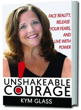 Unshakeable Courage Book Cover
